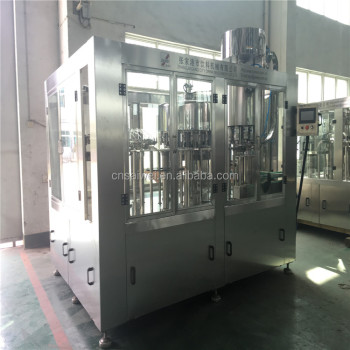 Water bottling machine/plant