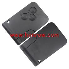 High quality for Ren Meg3 button remote key with 433Mhz PCF7947 Chip (Without Logo)
