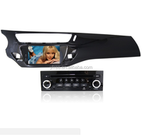 for CITROEN C3 2008 Android car dvd players with GPS navigator auto double din radio navigation 2 audio video system