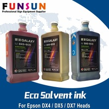 100% Original DX5 Print Head Galaxy ECO Solvent Ink