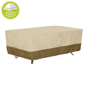 Outdoor Waterproof Dining Table Cover Furniture Cover