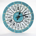 Imitation of the old and vintage Wooden Wall Clock Wall Clock for hoom decoration