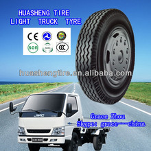 7.50-15 LT tube tires used for light trucks Huasheng and Taitong brand tire factory