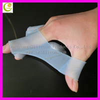 New arrival hot selling high quality hot selling summer waterproof silicone palm swimming fins