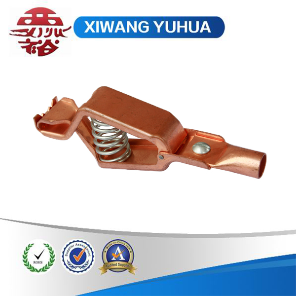 300A large copper battery alligator clamp