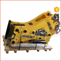 hydraulic rock breaker /hydraulic jack hammer of 155mm chisel for a full range of excavator 28-40 tons