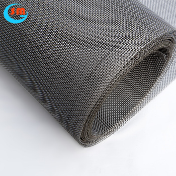 1 inch chain link security square galvanized wire mesh fence
