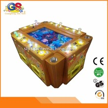 Hotel Entertainment Amusement High Profit Percentage Ocean King Electronic Gambling Casino Fishing Games Pinball Machine