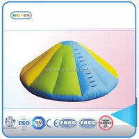 Circular Slide -Excellent Water Game Inflatable Climbing Slide for kid play toy