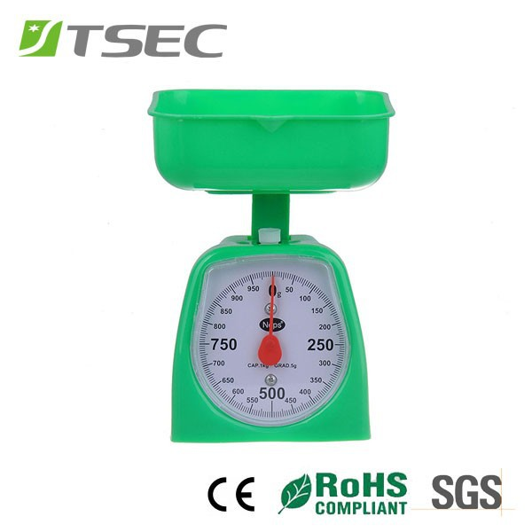 2016 low price mechanical kitchen counter scale