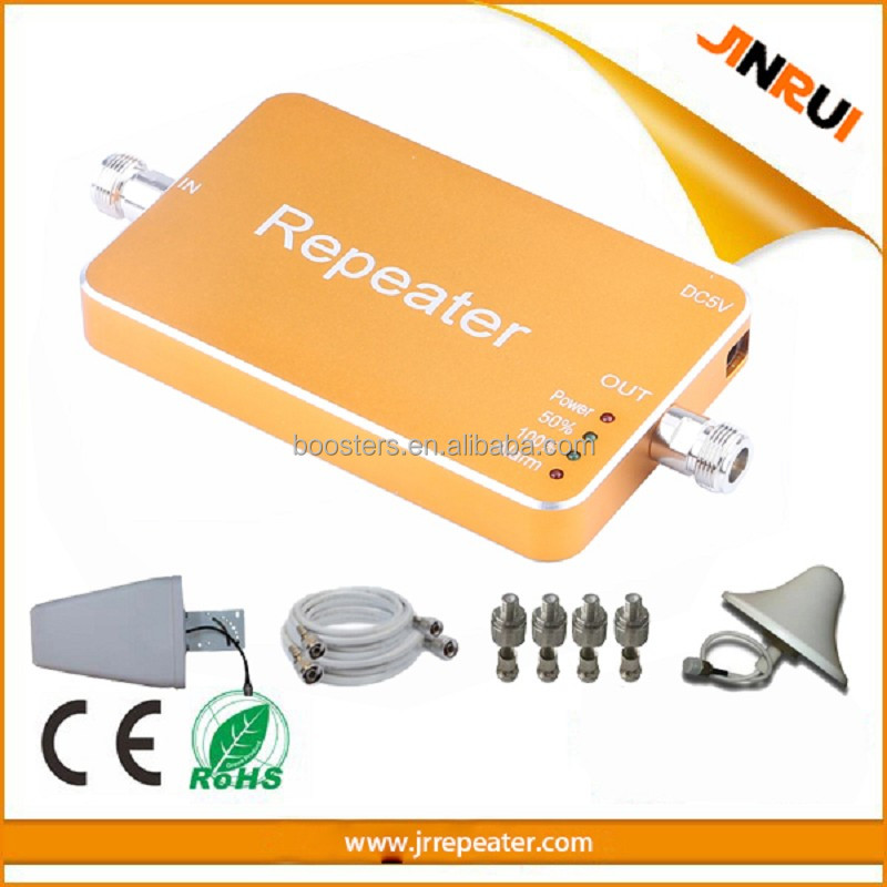 Mobile signal Repeater 3G signal booster UMTS <strong>W</strong>-CDMA 2100Mhz Repetidor 3G amplifier Full Sets 3G Signal Booster Kits