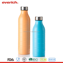 Everich wholesale double wall vacuum insulated cola shape hydro flask
