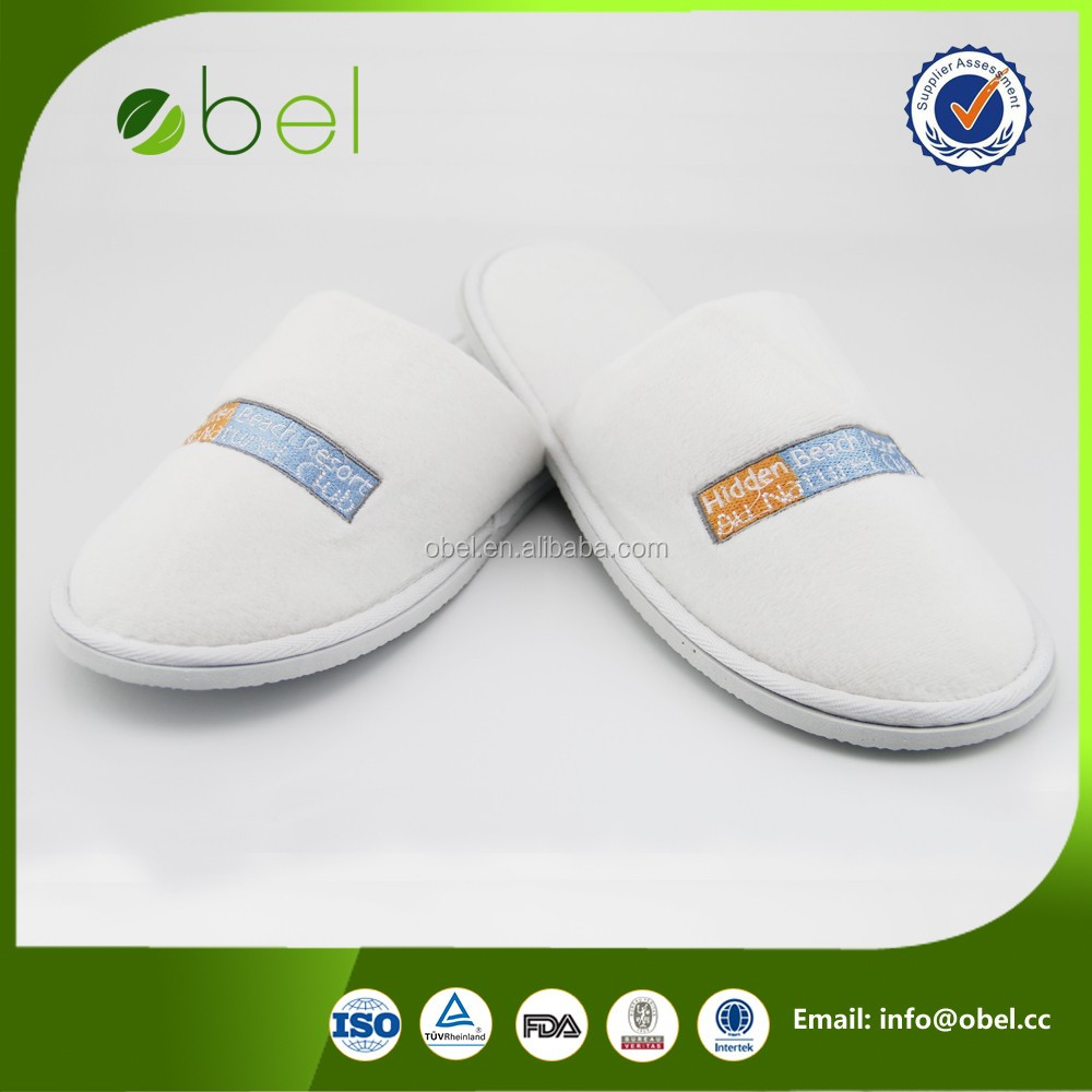 hotel strap soft bedroom slipper