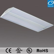 Architectural using DLC listed led troffer with smart system