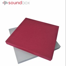 Optional Colors and Easy Installation Fabric Acoustic Panels For Wall