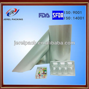 cold forming alu alu foil /blister cold forming alu alu bottom foil/pharmaceutical packing blister cold forming alu alu pack foi