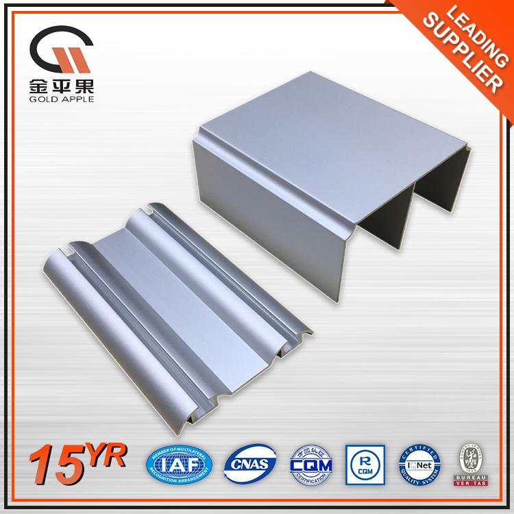 Metal sliding