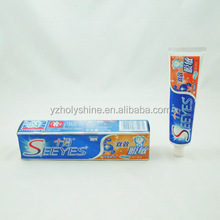 OEM Toothpaste with GMP ,FDA certificate