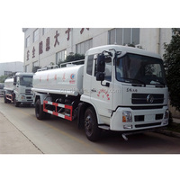 dongfeng 10/15/20m3 Water Tanker & 6x4 Water Truck water sprinkler truck