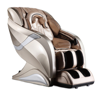 Thai Shaitsu Kneading Ball Massage Chair Whole Body Massage Chair