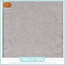 Knit Breathable Decoration Organic Cotton Lace Fabrics
