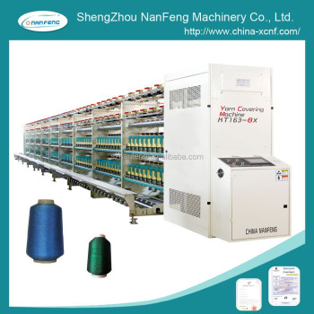 Metallic Yarn Covering Machine