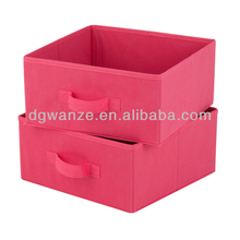Customized made Best quality fabric covered boxes wholesale
