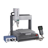 liquid glue dispenser ZM-300ED liquid glue dispenser/ desktop epoxy dispensing robot