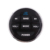 Waterproof Round wired non-display remote controller for use with Media
