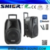 OEM 12V/7A Battery Best Portable Rechargeable Digital USB Speaker With Recording