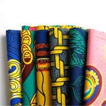 2018 Style Fashion Ankara Wholesale African Wax Print Fabric