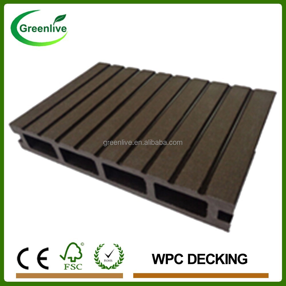 Manufacturer cheap composite decking tiles special offer for Cheap decking material