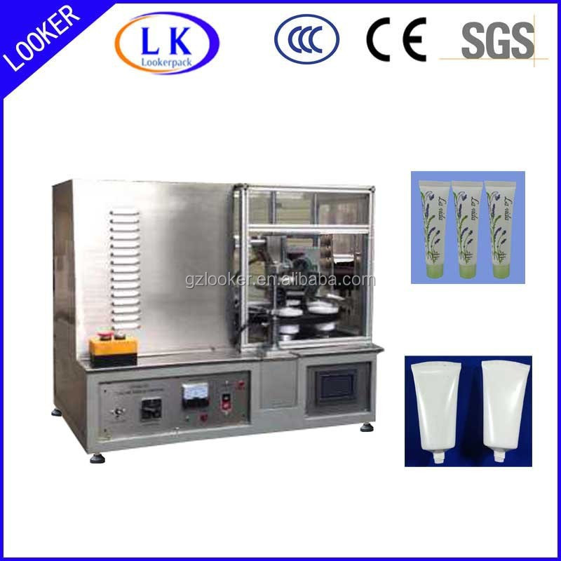 Fully automatic cosmetic soft tube welder