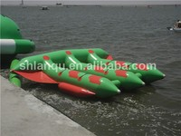 Water Park 6-seat Inflatable Flying Fish Towable Tube for Adults