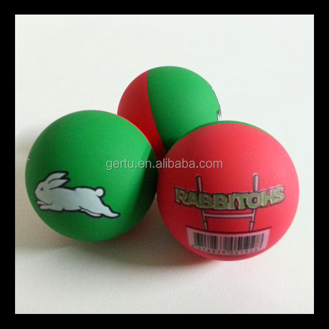 2016 kid high rubber bounce ball for Australia