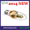 aluminum die cast 3.2w 4w e27 Imported Chip leds candle light bulbs