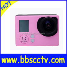 2014 new design hd waterproof sport mini camera for rc airplanes 1080p &wifi
