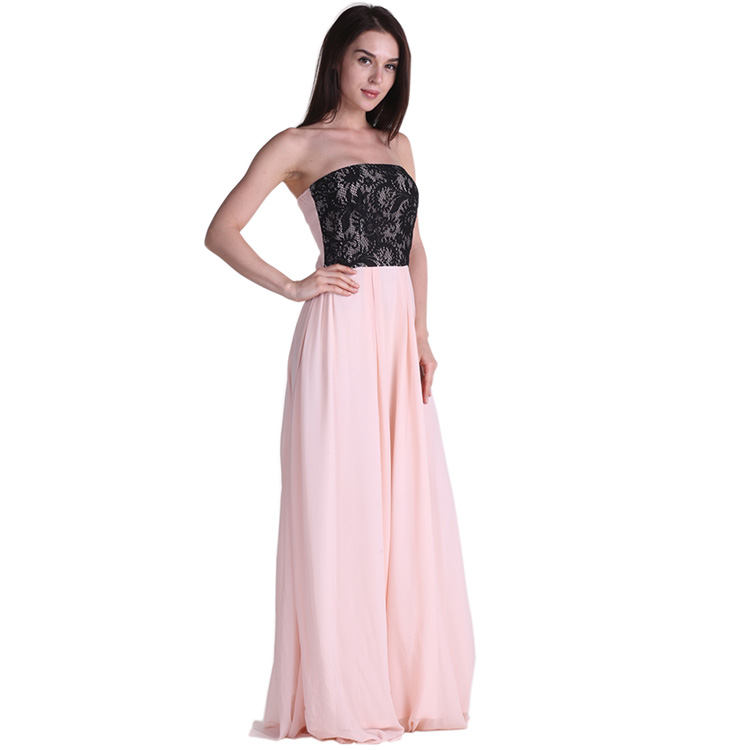 Sexy Ladies Off shoulder Strapless Evening Gown Dresses Custom Wholesale Western Style Backless Women Long Prom Dress