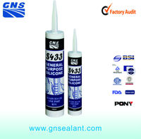 anti electrical silicone sealant