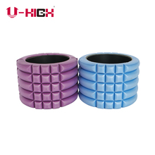 Wholesale portable muscle massage hollow yoga foam roller set
