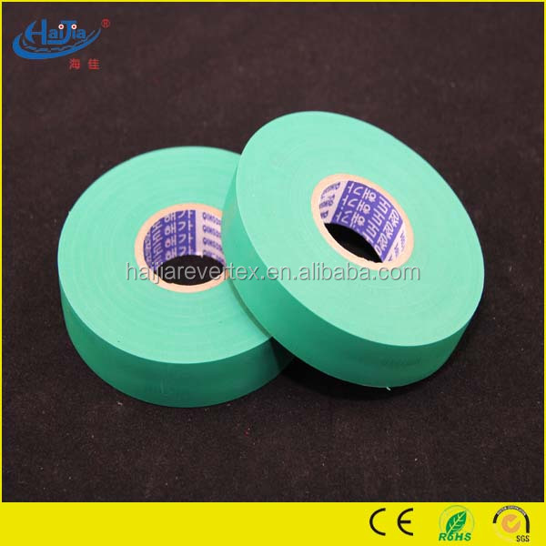 Colored vinyl PVC electrical tape