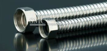 Stainless Steel Flexible Metal Hose Pipe.