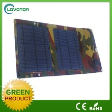 Folding solar panel charger USB mobile phone charger Cheap solar charger for iphone6