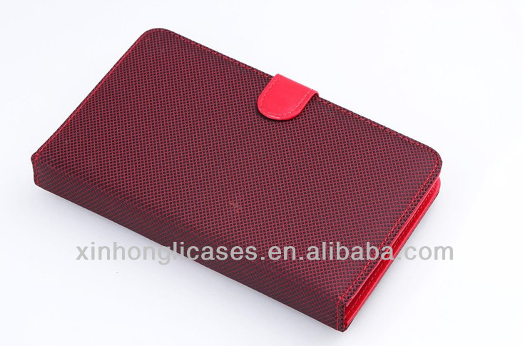 7'' tablet pc keyboard case for samsung tab3 case