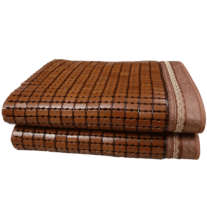 Eco friendly bamboo sleeping bed mat cooling mat