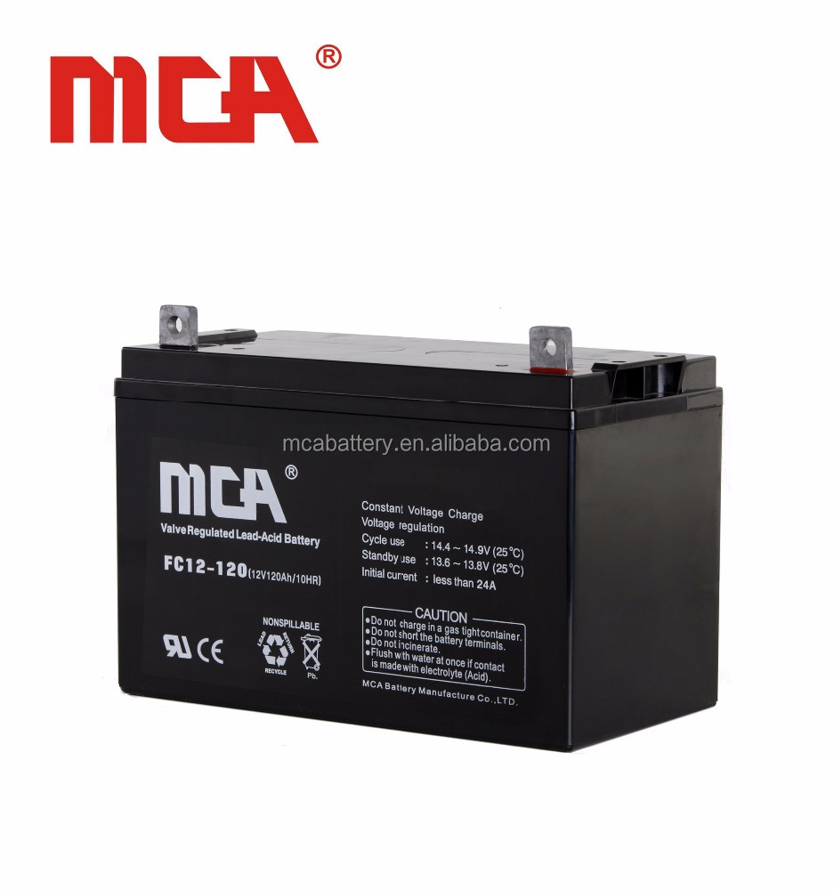 Good price deep cycle solar 12v 120ah ups exide inverter battery