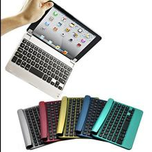 Slim Wireless Bluetooth Keyboard Case Smart Cover For Apple iPad Mini