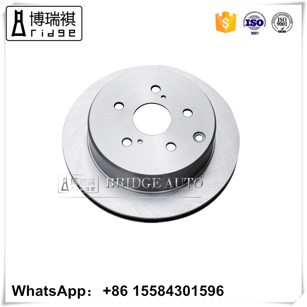 China brake disc supplier OEM 4243133010 used for Toyota