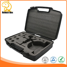 High impact PP Plastic Carrying Case with Hard Sponge Customized