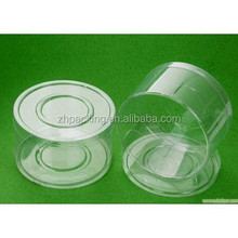 GH10-hot sale factory price Clear Plastic Tube with Lid Packaging